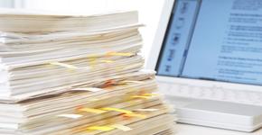 個人情報等の重要書類も配送可能